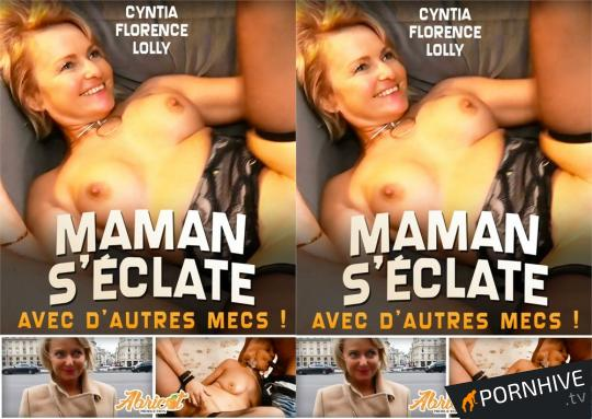 Maman s'eclate avec d'autres mecs Movie Poster - Click to watch.
