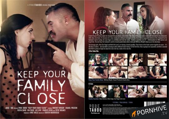 Keep Your Family Close Movie Poster - Click to watch.