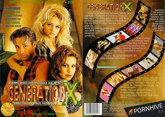Generation X Movie Poster - Click to watch.