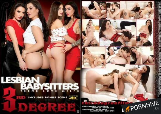 Lesbian Babysitters: Teens Love MILFS Movie Poster - Click to watch.