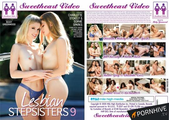 Lesbian Stepsisters 9 Movie Poster - Click to watch.