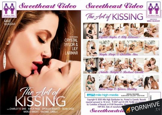 The Art Of Kissing Movie Poster - Click to watch.