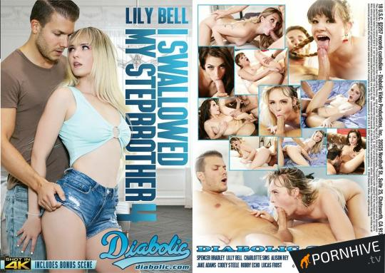 I Swallowed My Stepbrother 4 Movie Poster - Click to watch.