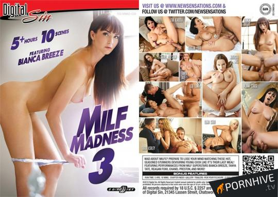 MILF Madness 3 Movie Poster - Click to watch.