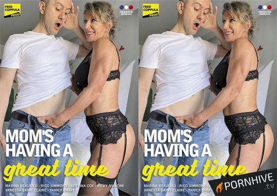 Mom's Having a Great Time Movie Poster - Click to watch.