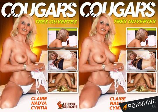 Cougars tres Ouvertes Movie Poster - Click to watch.