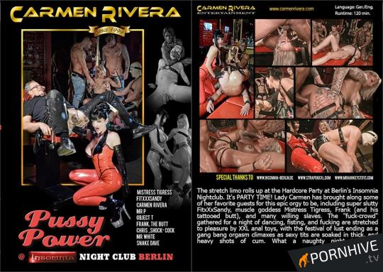 Pussy Power Movie Poster - Click to watch.