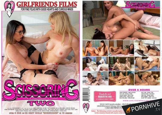 Scissoring Two: It's A Girlfriend's Thing Movie Poster - Click to watch.