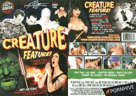 Creature Feature Movie Poster - Click to watch.