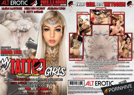 My Tattoo Girls Movie Poster - Click to watch.