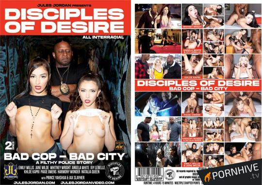 Disciples Of Desire: Bad Cop – Bad City Movie Poster - Click to watch.