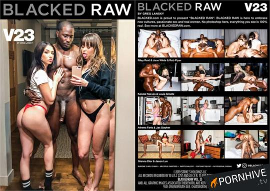 Blacked Raw V23 Movie Poster - Click to watch.