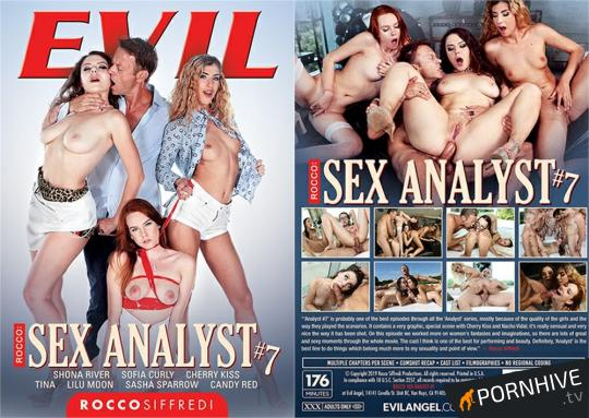 Rocco: Sex Analyst 7 Movie Poster - Click to watch.
