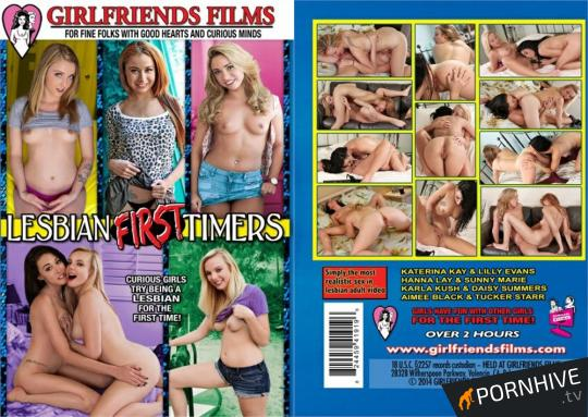 Lesbian First Timers Movie Poster - Click to watch.