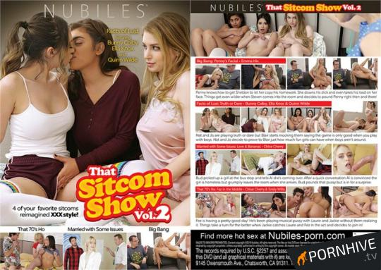 That Sitcom Show 2 Movie Poster - Click to watch.