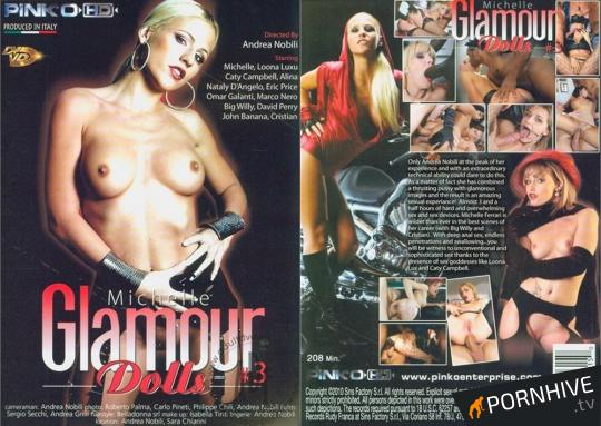 Michelle Glamour Dolls 3 Movie Poster - Click to watch.