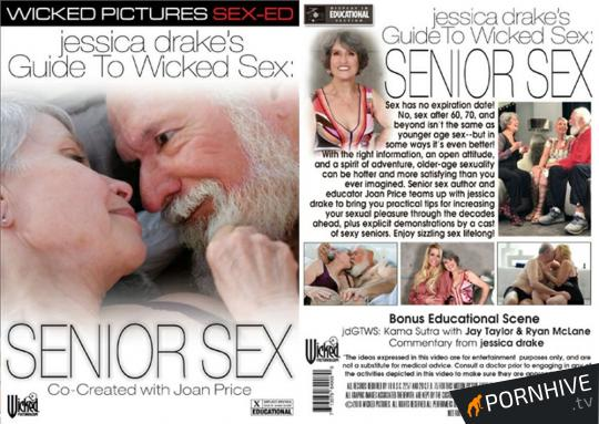Jessica Drake's Guide To Wicked Sex: Senior Sex Movie Poster - Click to watch.