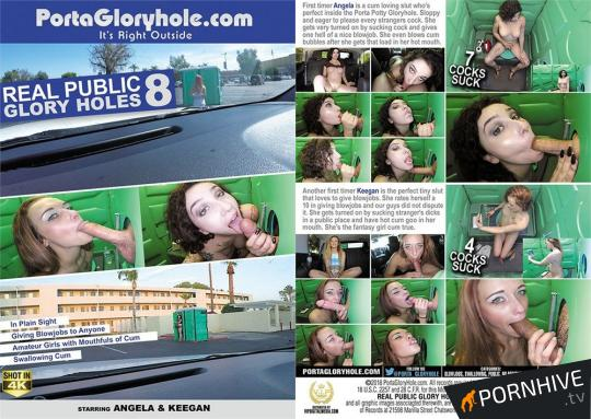 Real Public Glory Holes 8 Movie Poster - Click to watch.