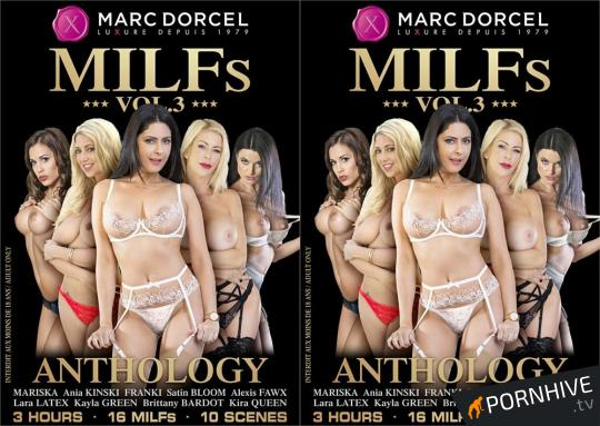 MILFs Anthology 3 Movie Poster - Click to watch.