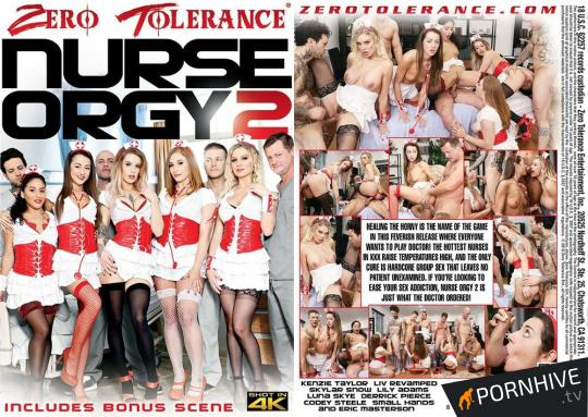 Nurse Orgy 2 Movie Poster - Click to watch.