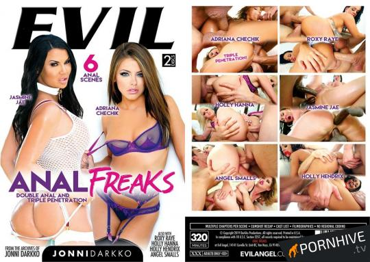 Anal Freaks Movie Poster - Click to watch.