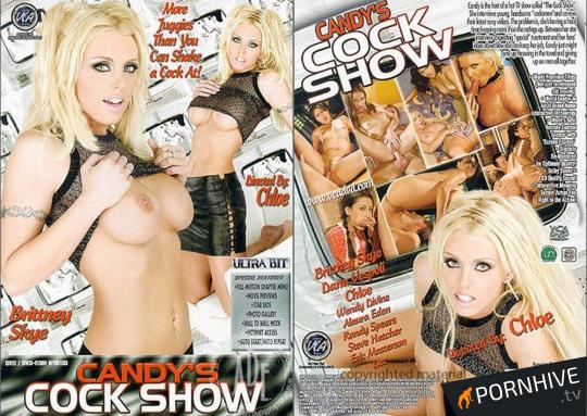 Candy's Cock Show Movie Poster - Click to watch.