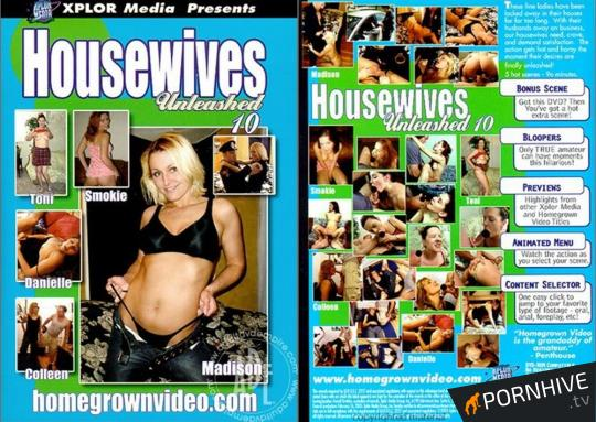 Housewives Unleashed 10 Movie Poster - Click to watch.
