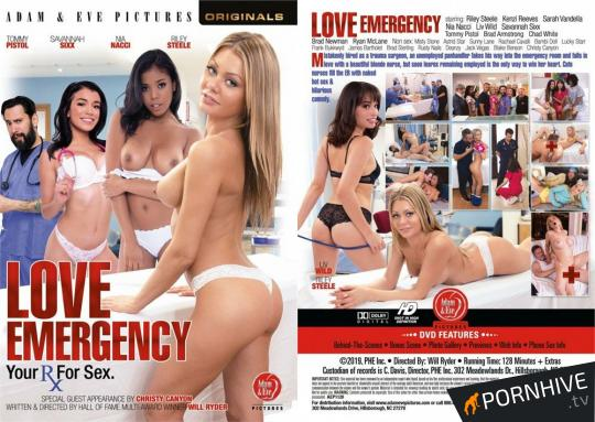 Love Emergency Movie Poster - Click to watch.