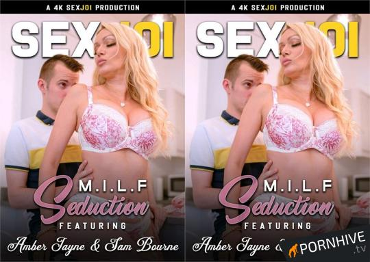 M.I.L.F Seduction Movie Poster - Click to watch.