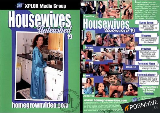 Housewives Unleashed 19 Movie Poster - Click to watch.