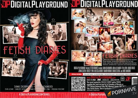 Fetish Diaries Movie Poster - Click to watch.