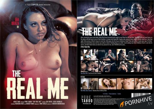 The Real Me Movie Poster - Click to watch.