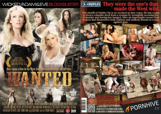 Wanted Movie Poster - Click to watch.