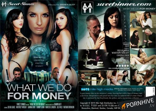 What We Do For Money Movie Poster - Click to watch.