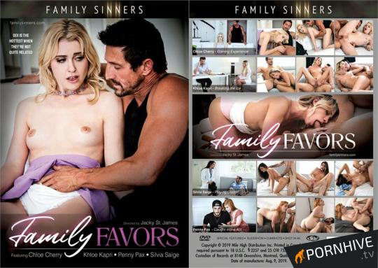 Family Favors Movie Poster - Click to watch.