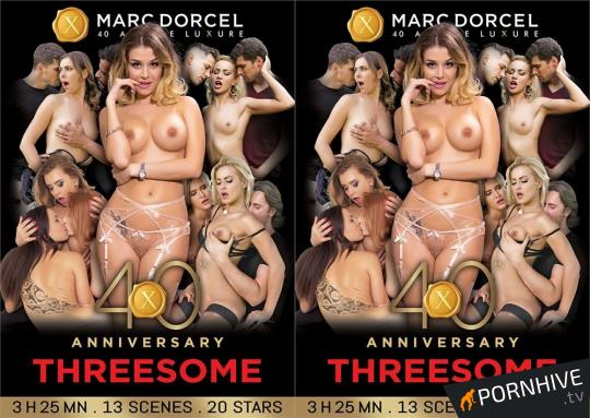 40th Anniversary: Threesome Movie Poster - Click to watch.